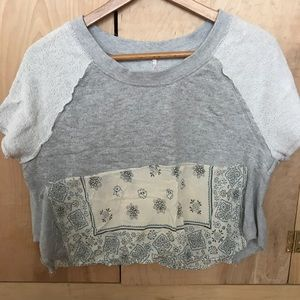 New without tags Free People Shirt